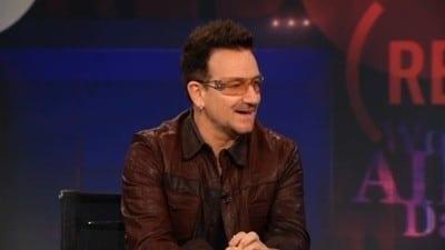 The Daily Show with Trevor Noah Season 17 :Episode 27  Bono