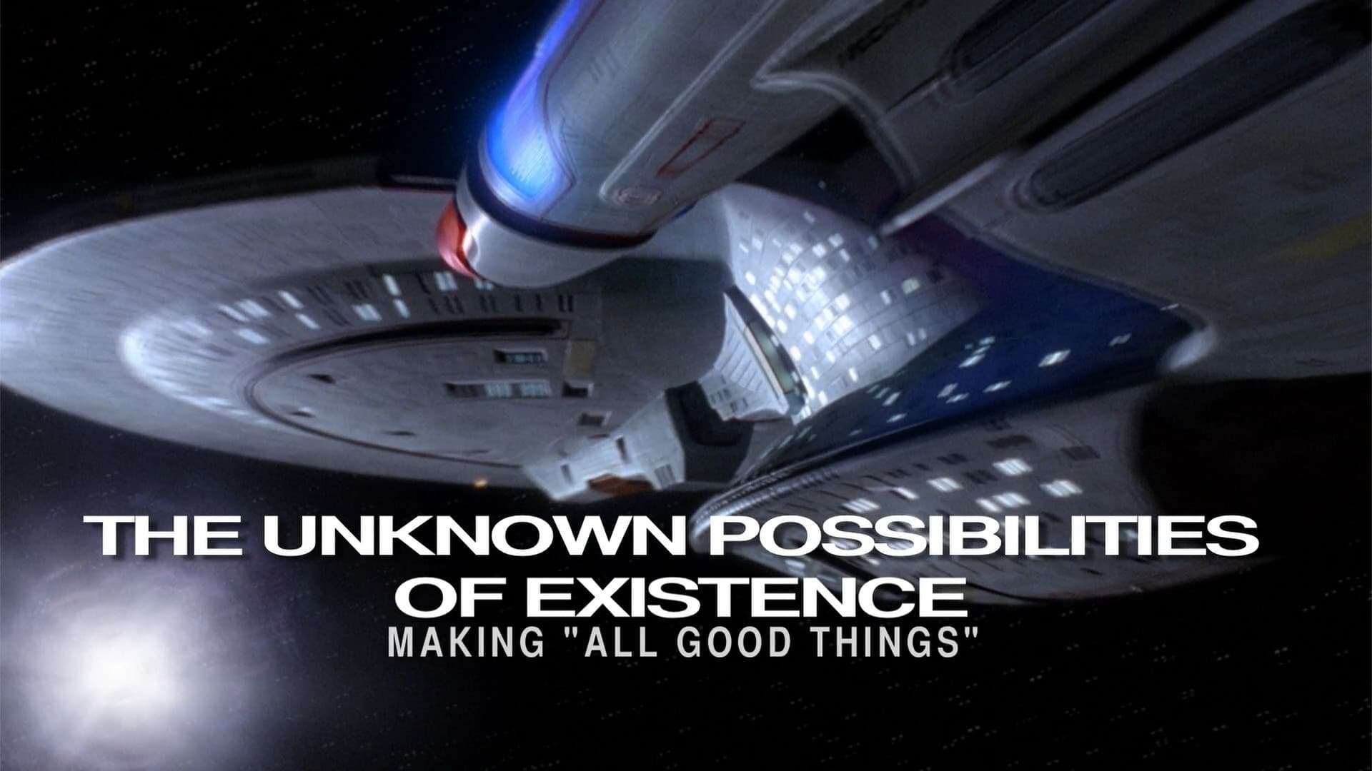 The Unknown Possibilities of Existence: Making