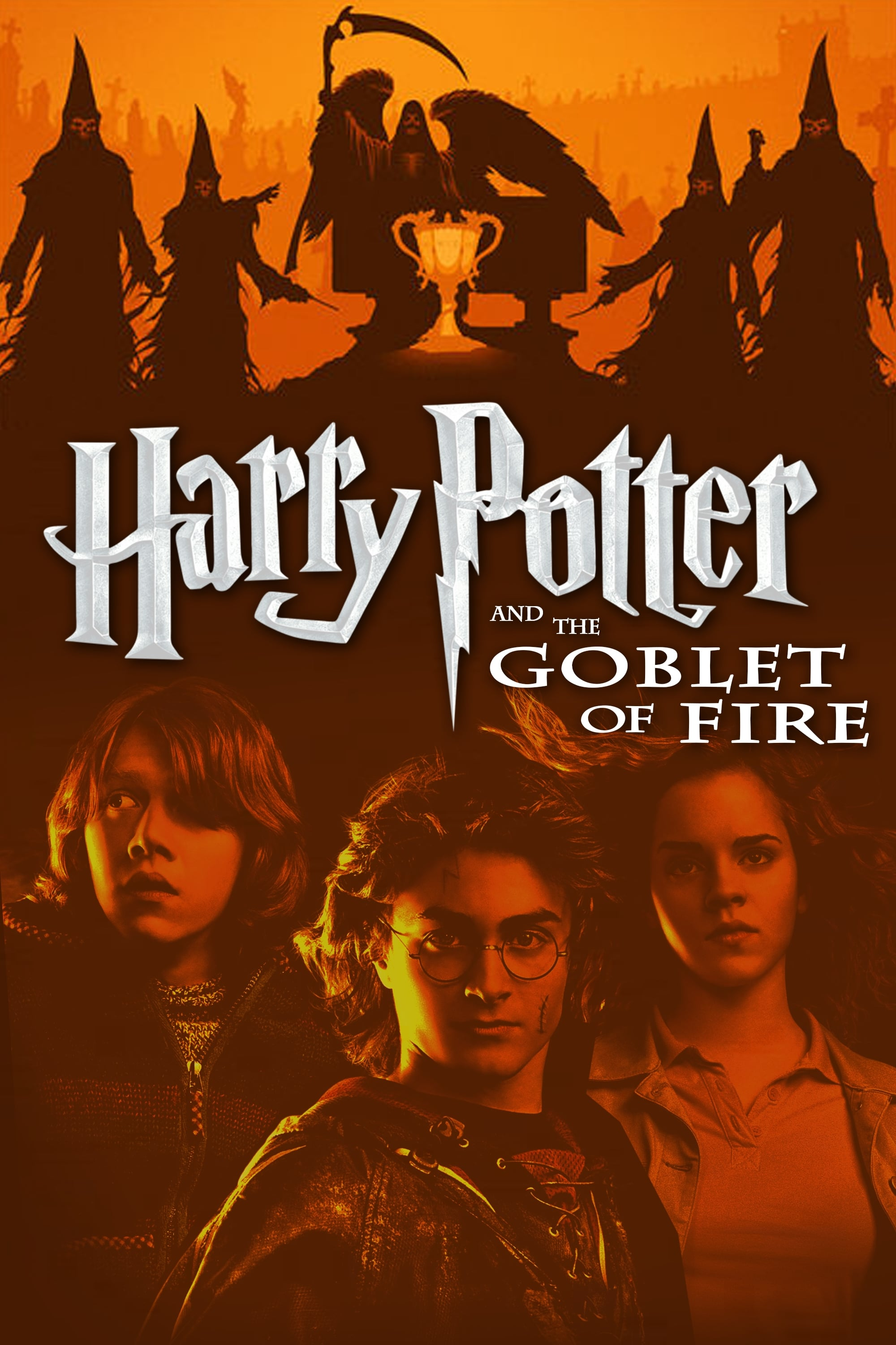 The Goblet Of Fire 2005