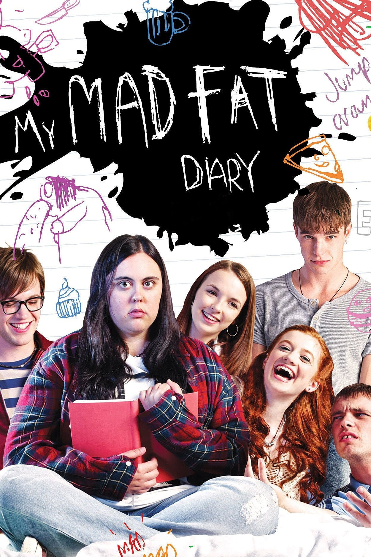 My Mad Fat Diary TV Shows About Northern England