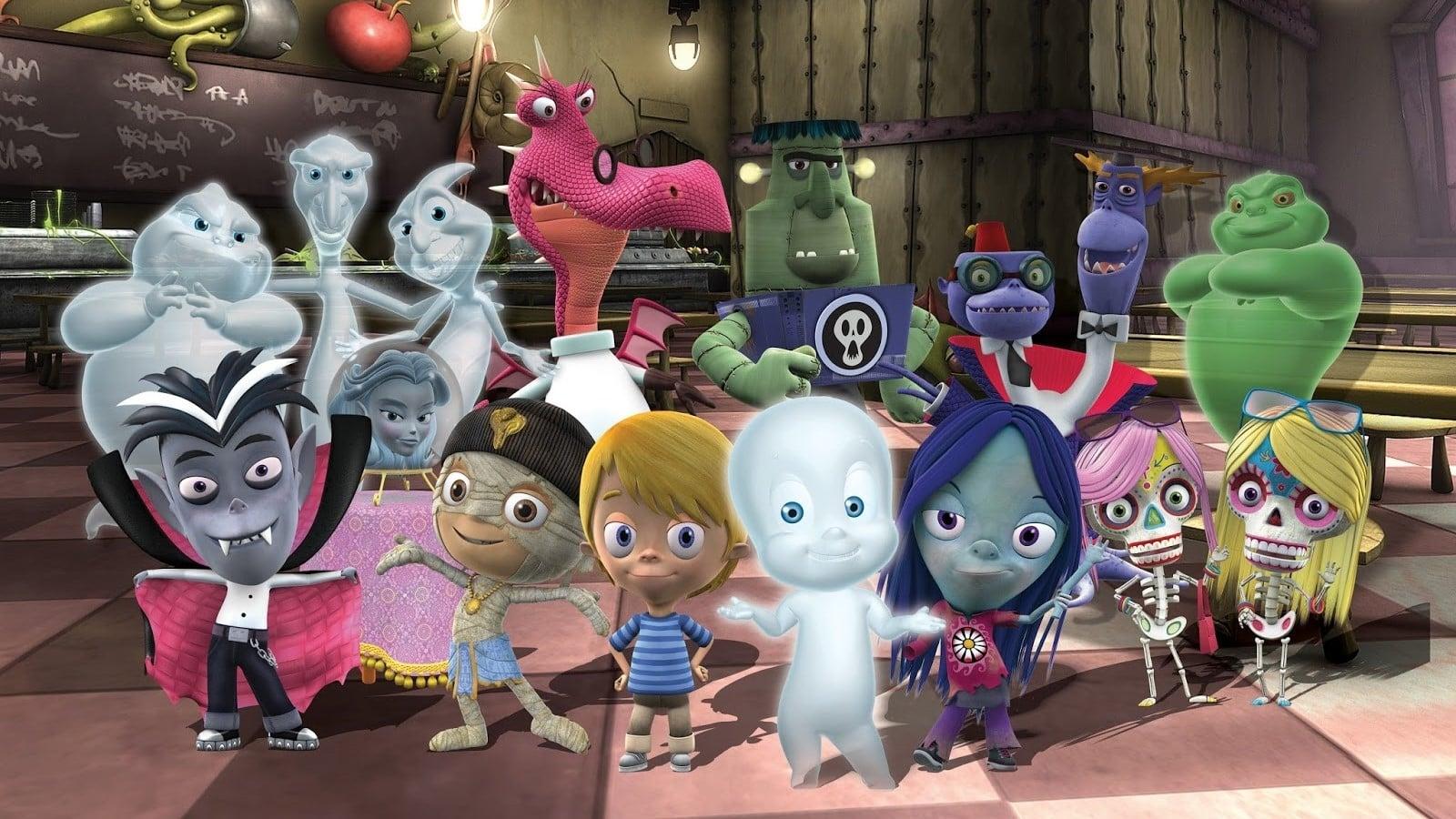 Casper's Scare School Movie