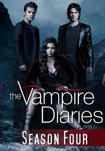 Vampyro dienoraščiai / The Vampire Diaries  (2012) 4 Sezonas
