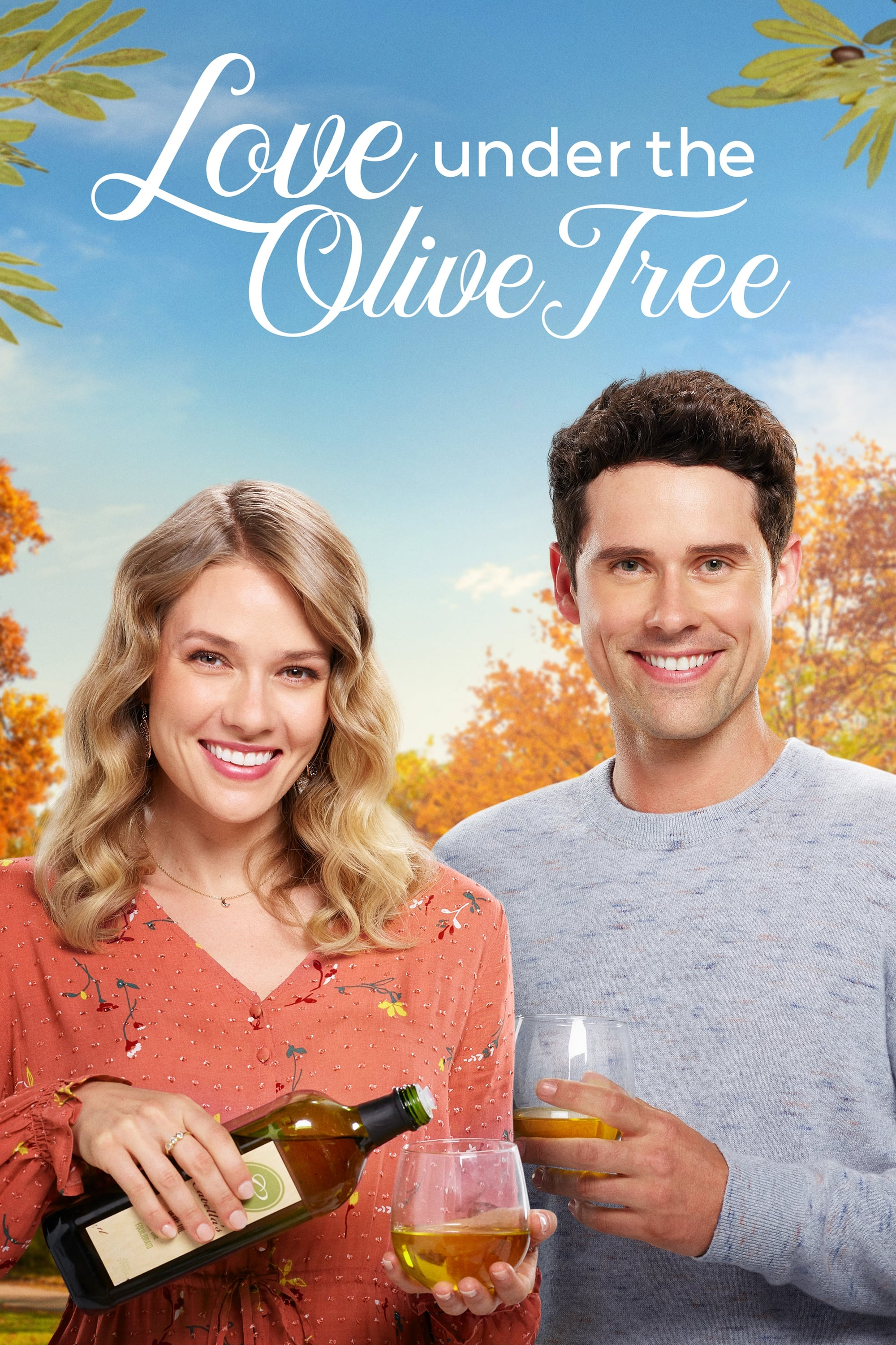 Love Under the Olive Tree