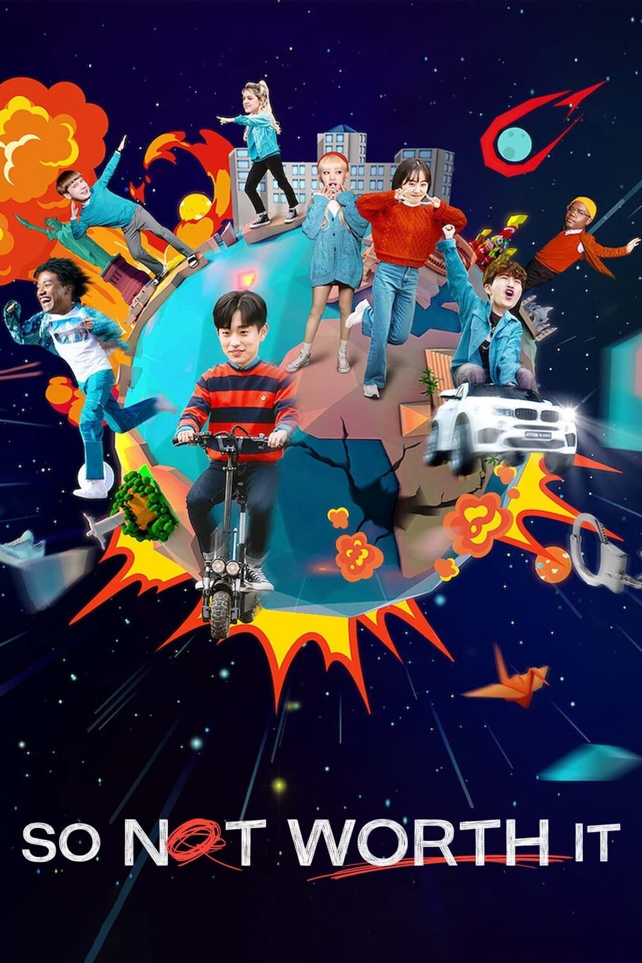 Nonton Drama Korea So Not Worth It (2021)