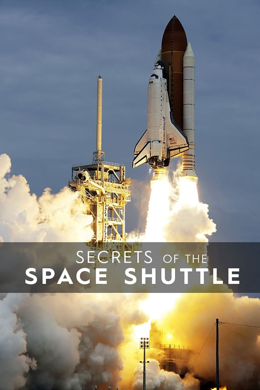 Secrets of the Space Shuttle TV Shows About Race