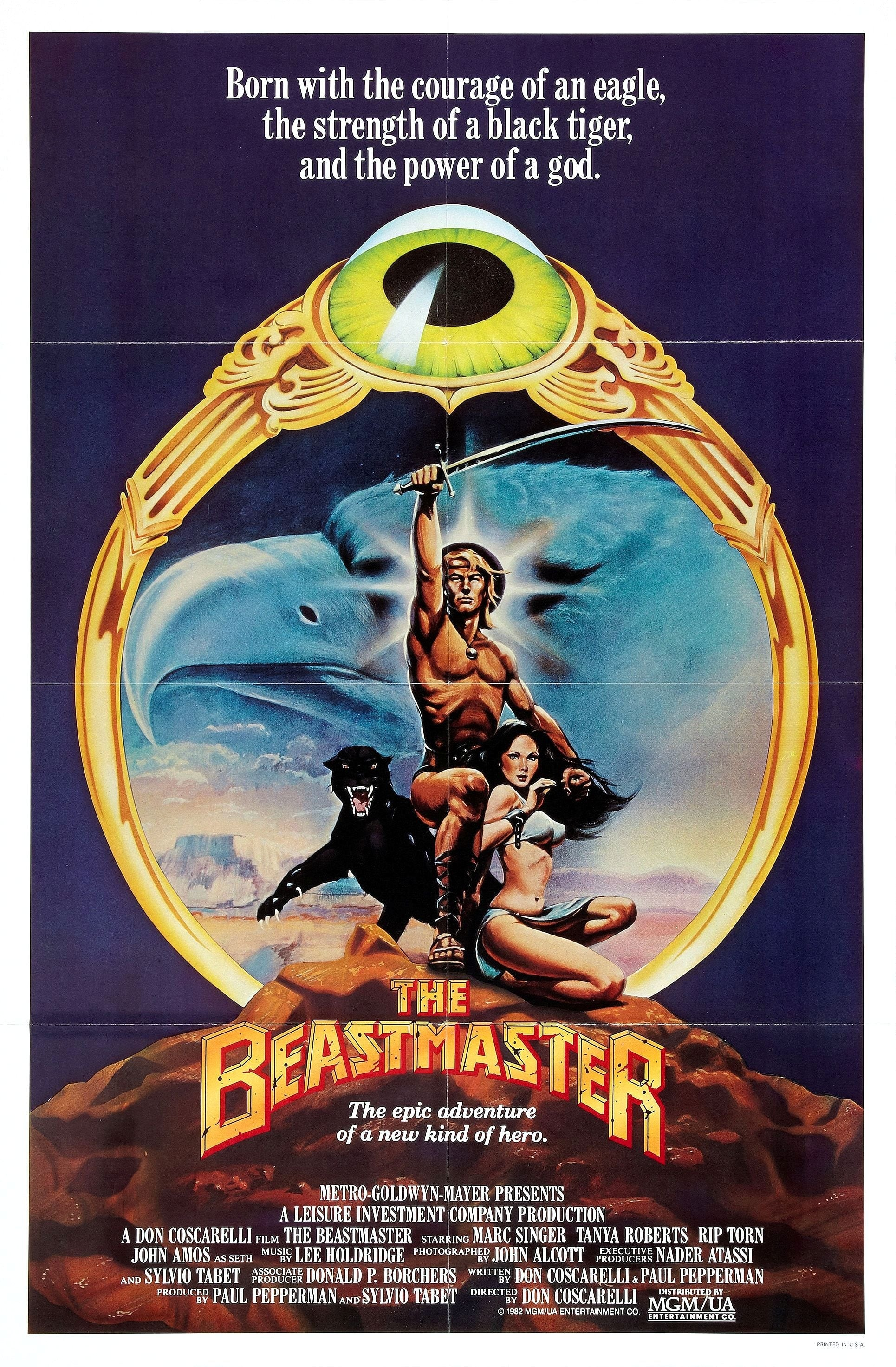 The Beastmaster