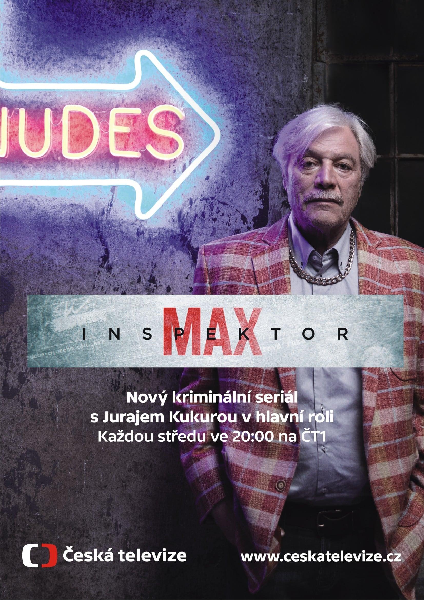 Inspektor Max Poster