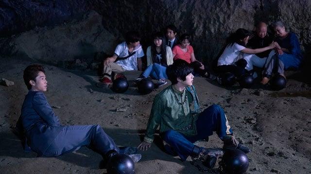 Super Sentai Season 40 :Episode 21  Prison Break