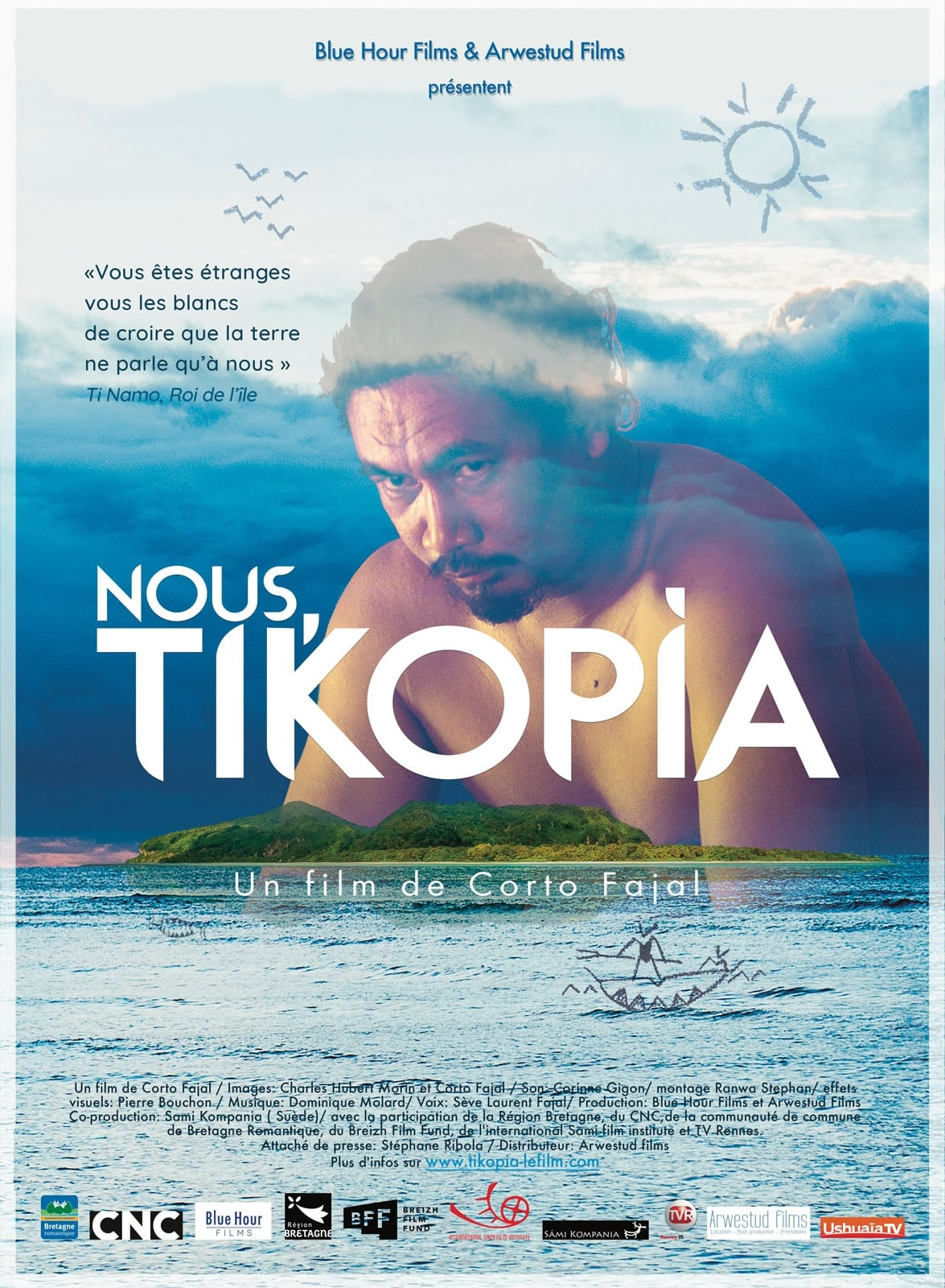 Nous, Tikopia streaming