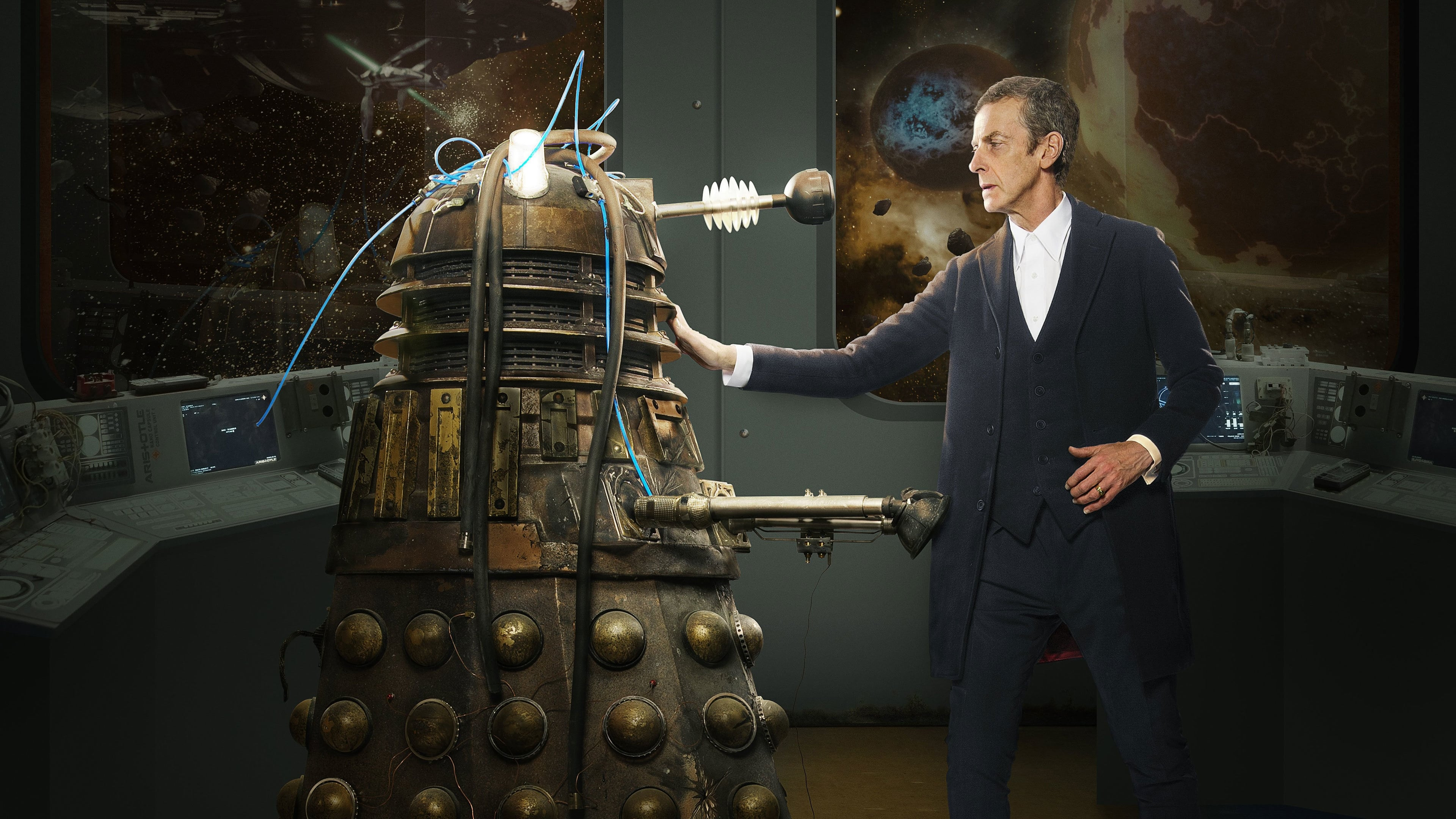 Doctor Who - Season 8 Episode 2 : Into the Dalek