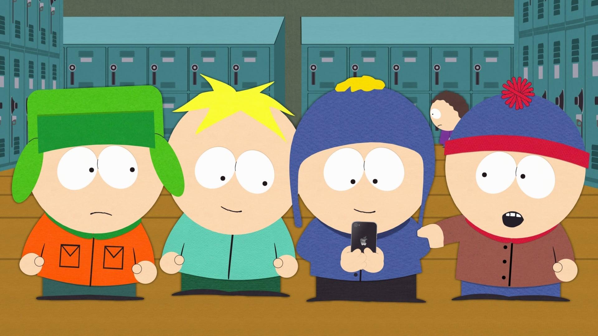 South Park - Season 15 Episode 10 : Bass to Mouth