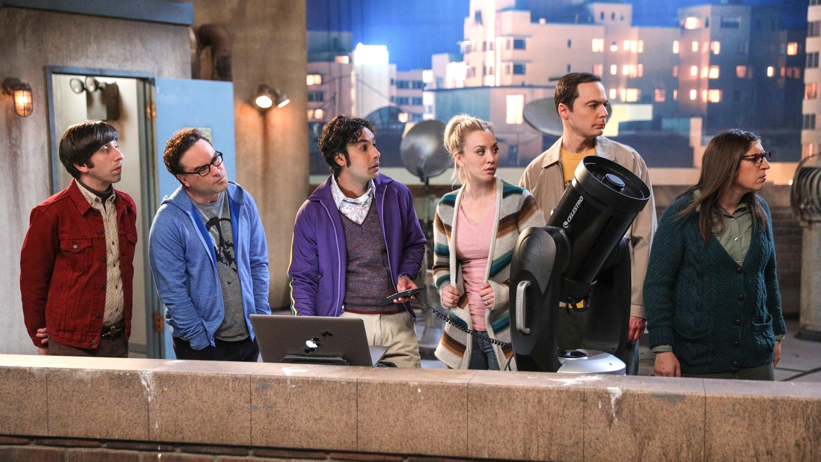 The Big Bang Theory Season 11 :Episode 21  The Comet Polarization