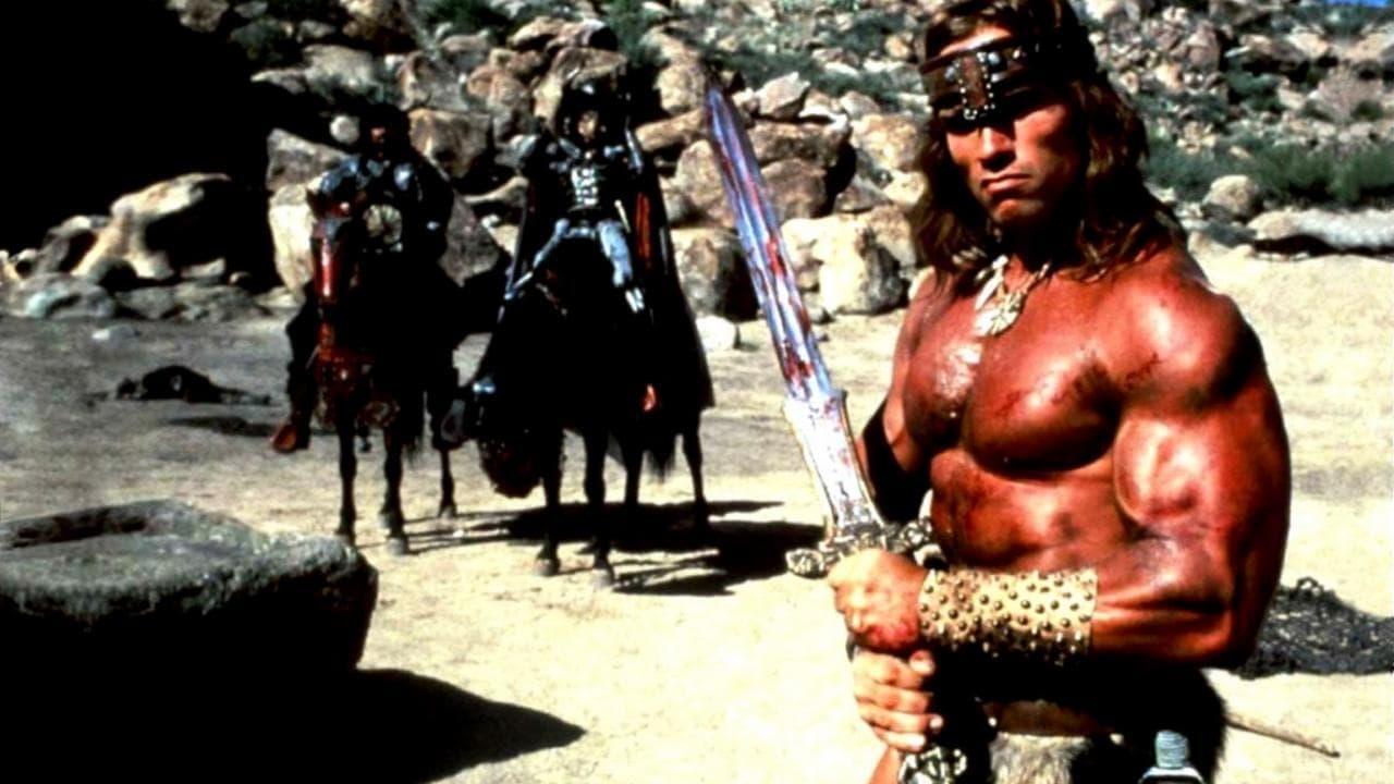 Conan: El Bárbaro