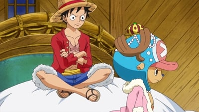 One Piece Season 18 :Episode 761  Race Against Time - The Bond of the Minks and the Crew!