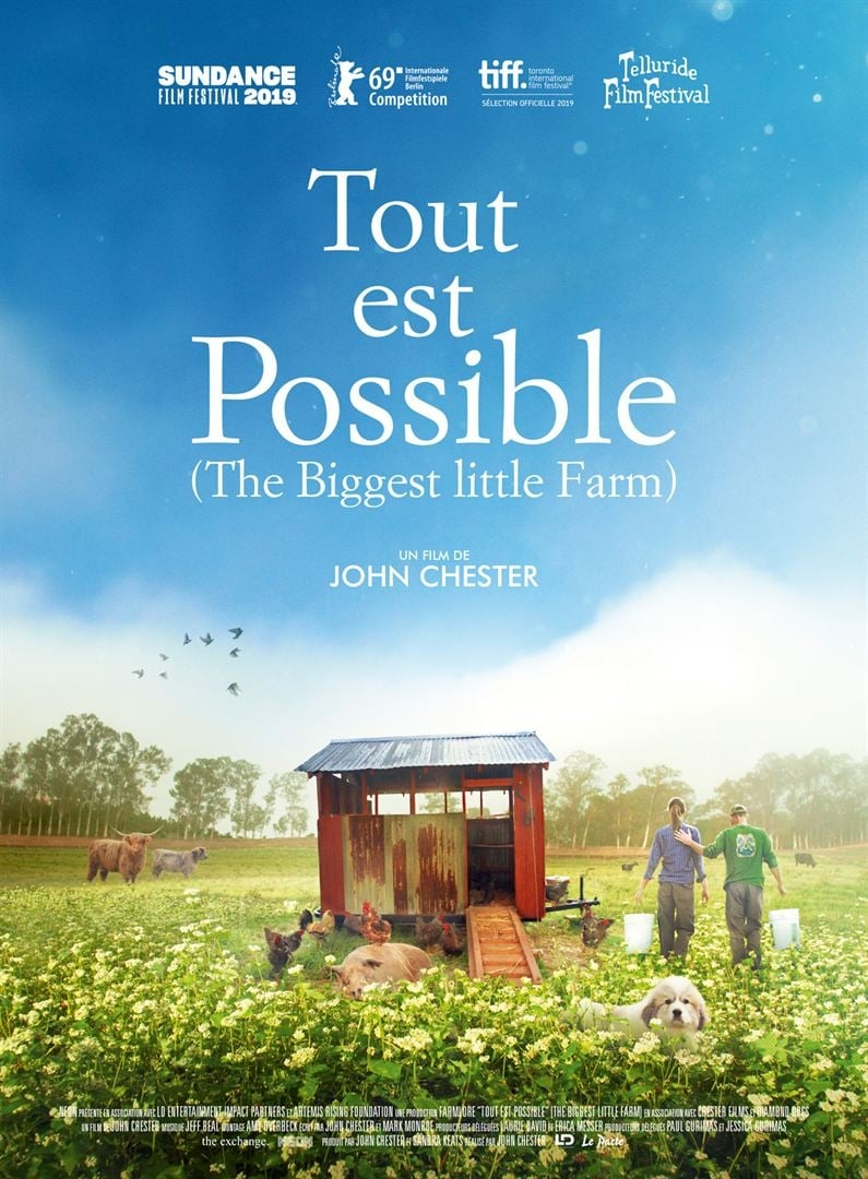 The Biggest Little Farm streaming sur zone telechargement