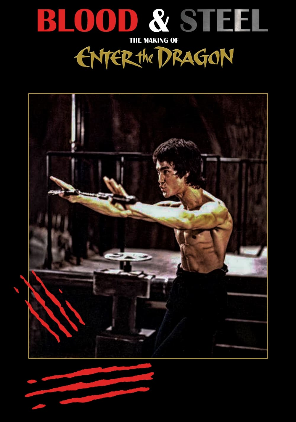 Blood and Steel: Making 'Enter the Dragon' (2004)