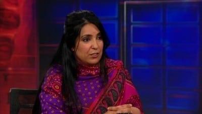 The Daily Show with Trevor Noah Season 17 :Episode 136  Saima Wahab
