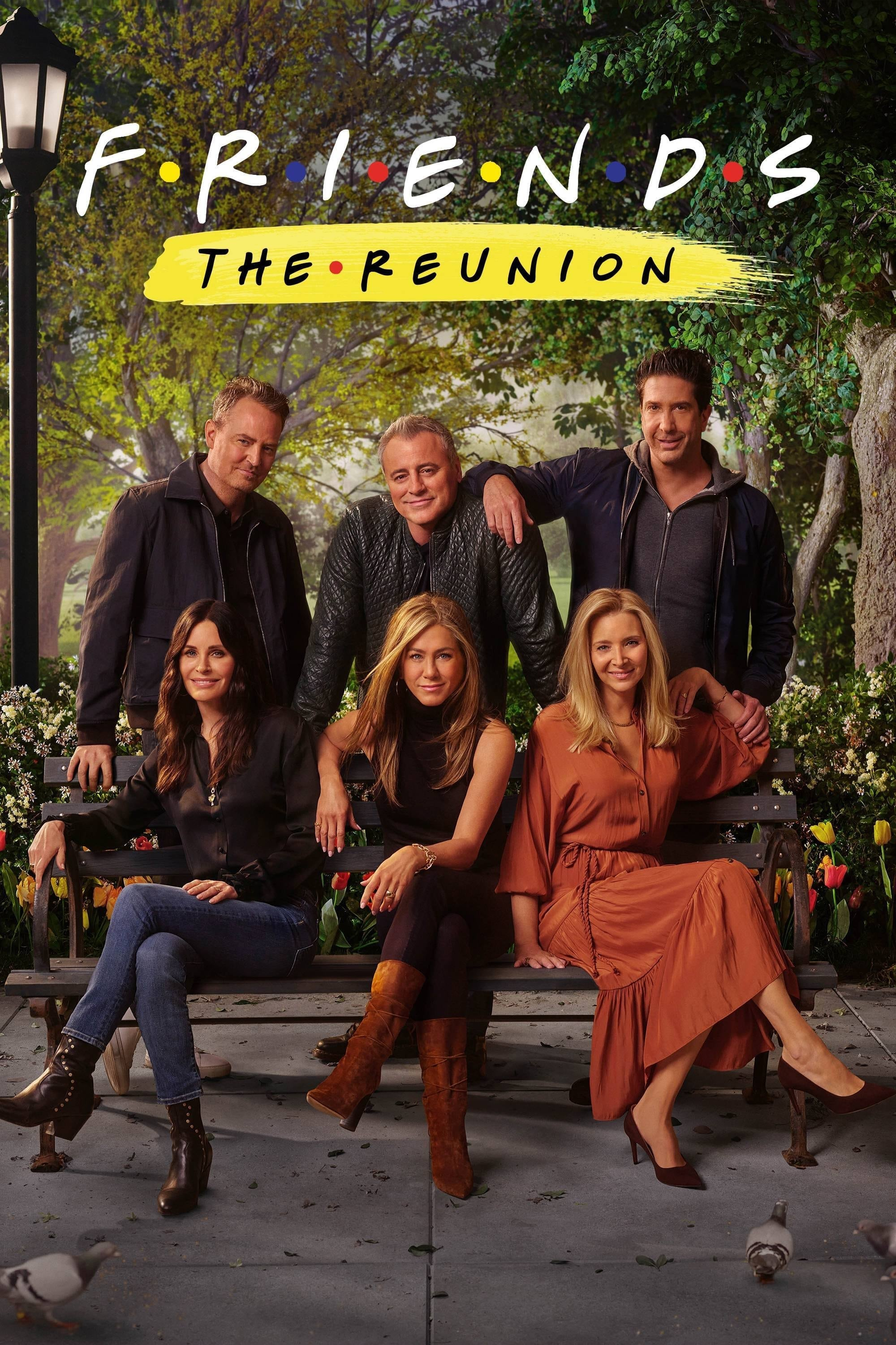 Friends: The Reunion 2021 720p Streaming