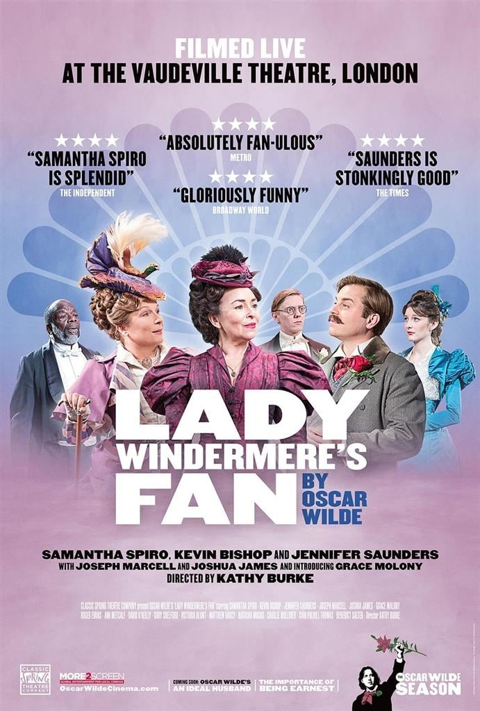 Ver Lady Windermere's Fan Online HD Español ()