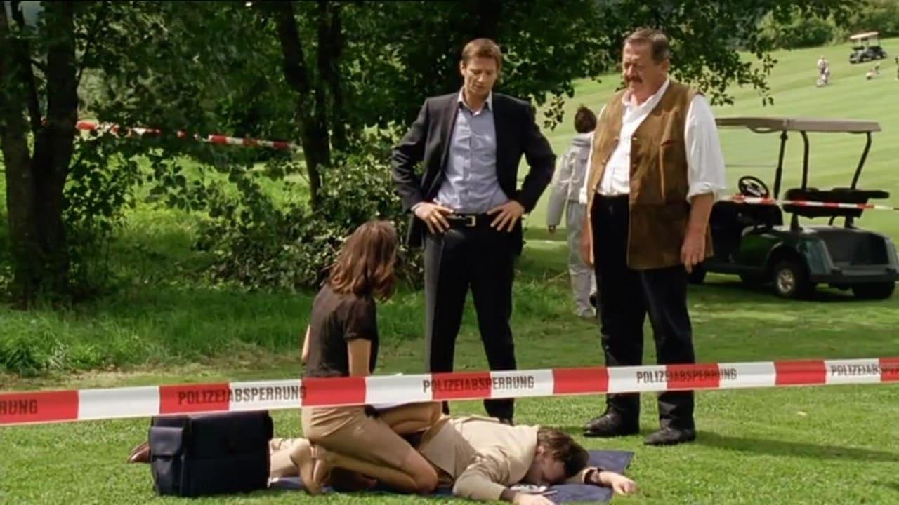Die Rosenheim-Cops Season 12 :Episode 21  Der Tod des Präsidenten