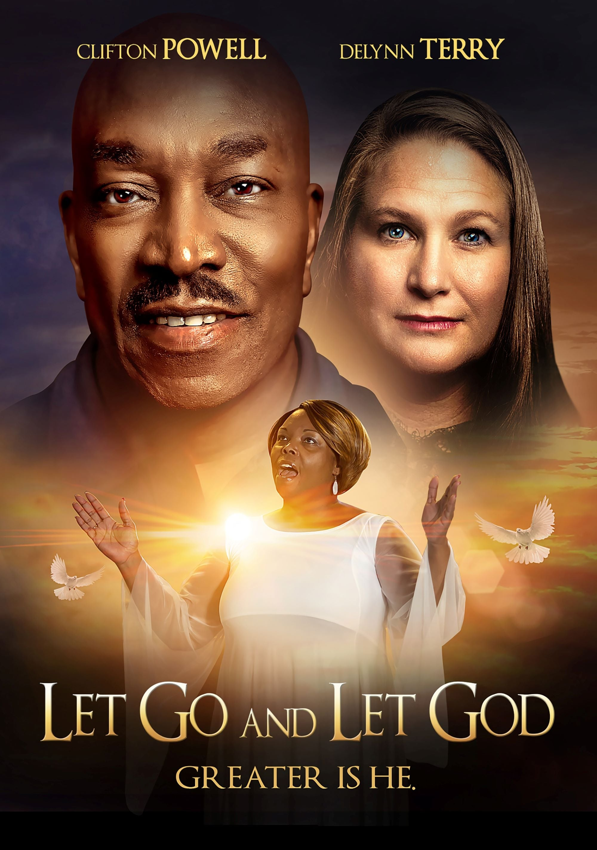 Let Go and Let God on FREECABLE TV