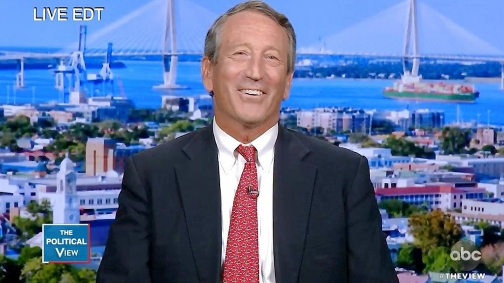 The View Season 22 :Episode 198  Mark Sanford
