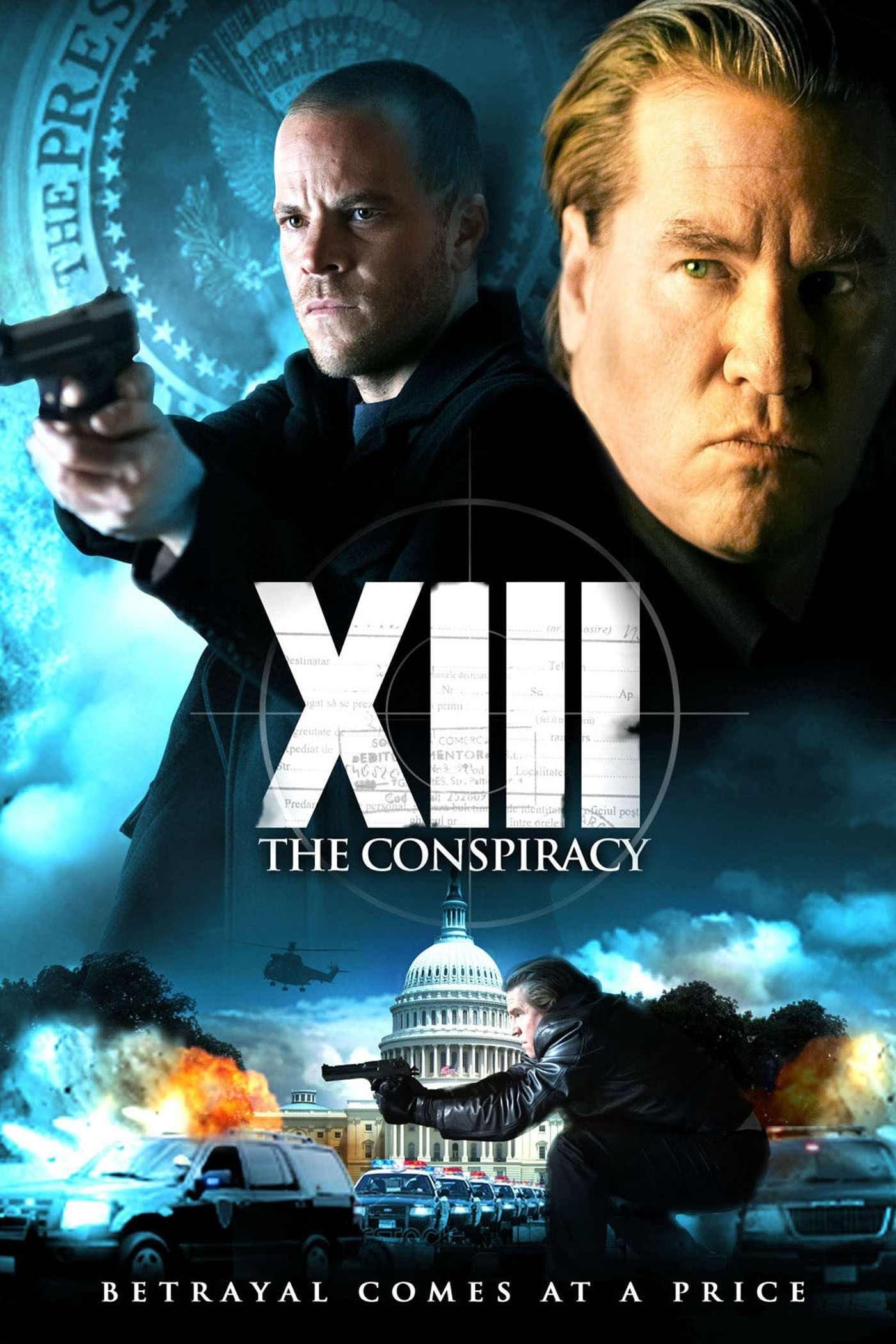 XIII - La conspiración