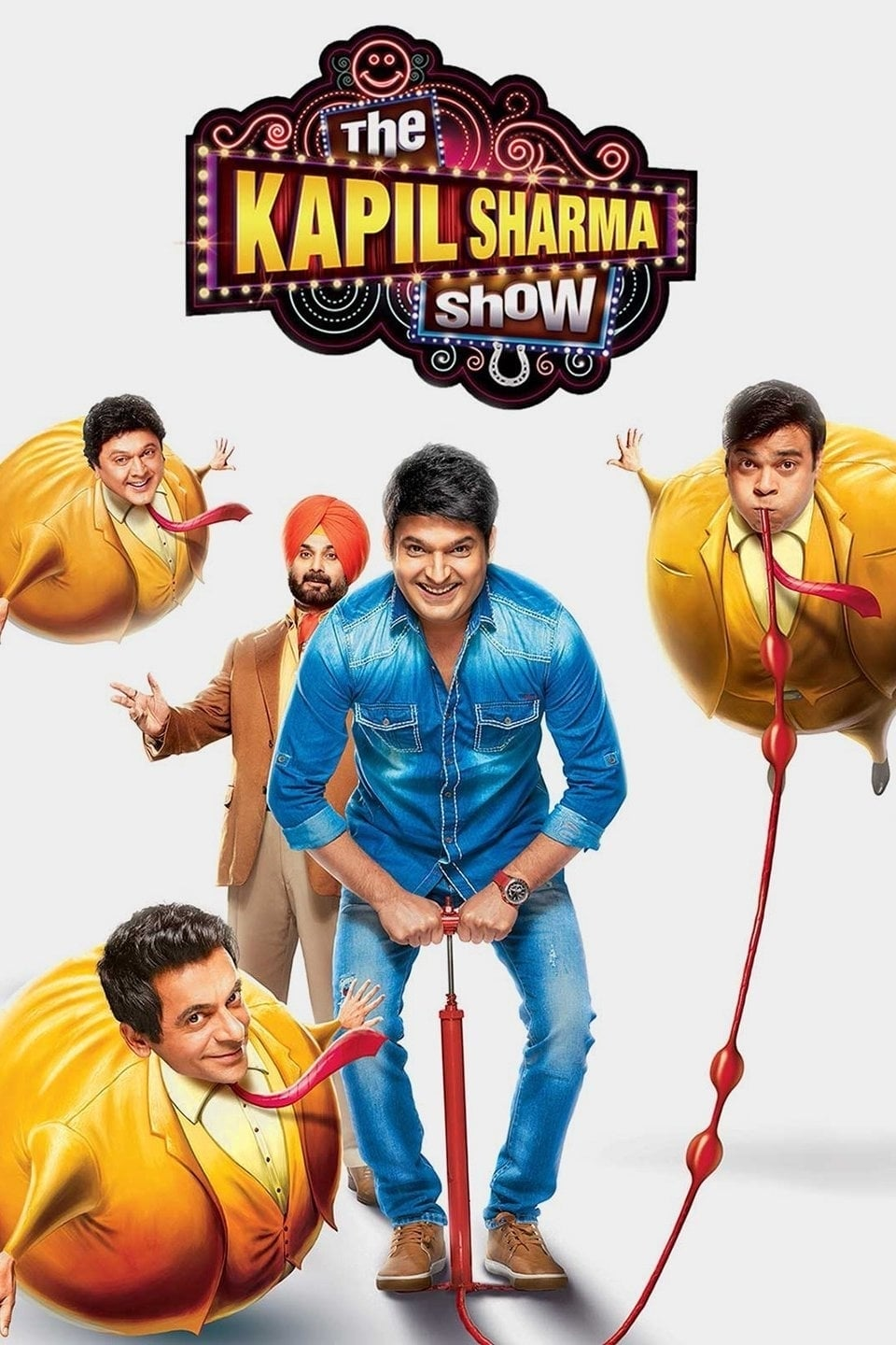 The Kapil Sharma Show (2019) Season 2 [22nd Feb 2020] 576p HDTV | Full Episode