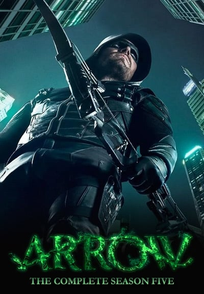 Arrow 5ª Temporada (2016) Torrent Dublado e Legendado
