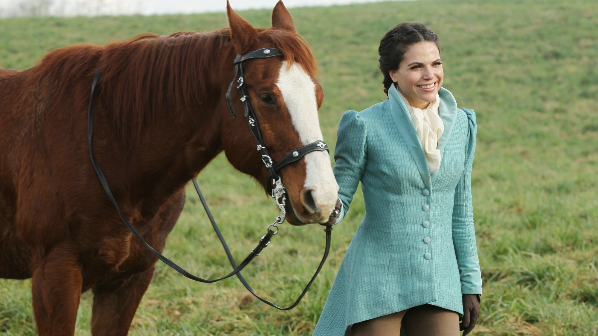 Once Upon a Time Season 1 :Episode 18  The Stable Boy