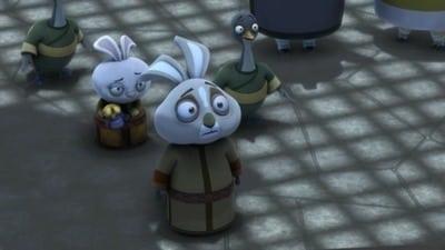 Kung Fu Panda: Legends of Awesomeness Season 3 :Episode 10  Po Picks a Pocket