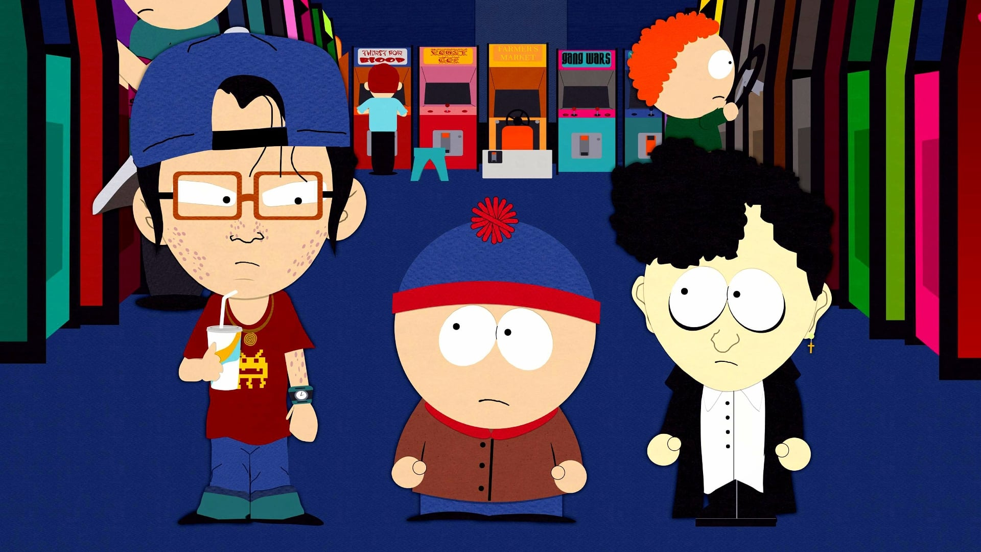 South Park Season 8 :Episode 4  You Got F'd in the A