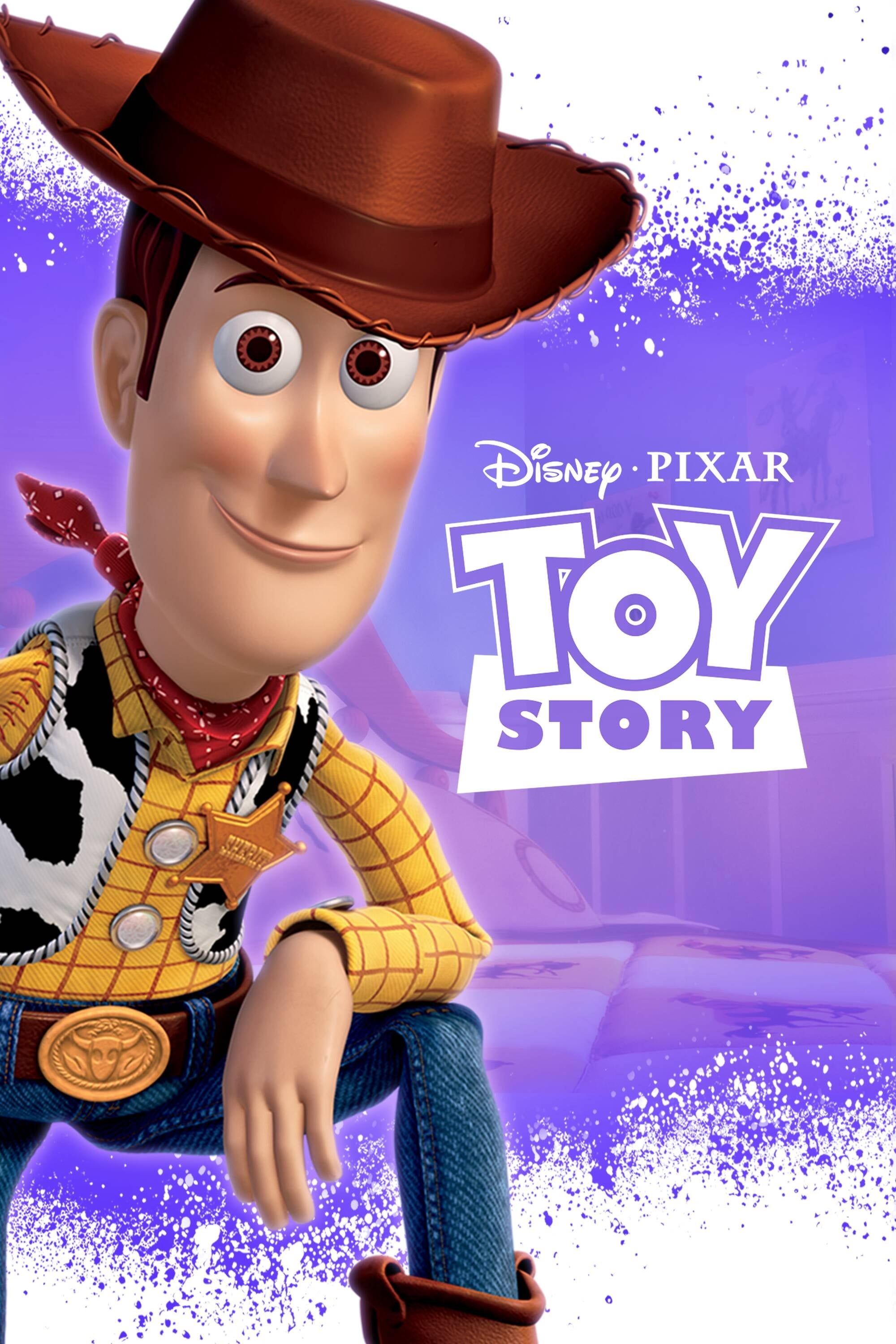 Toy Story 1995 Posters The Movie Database Tmdb