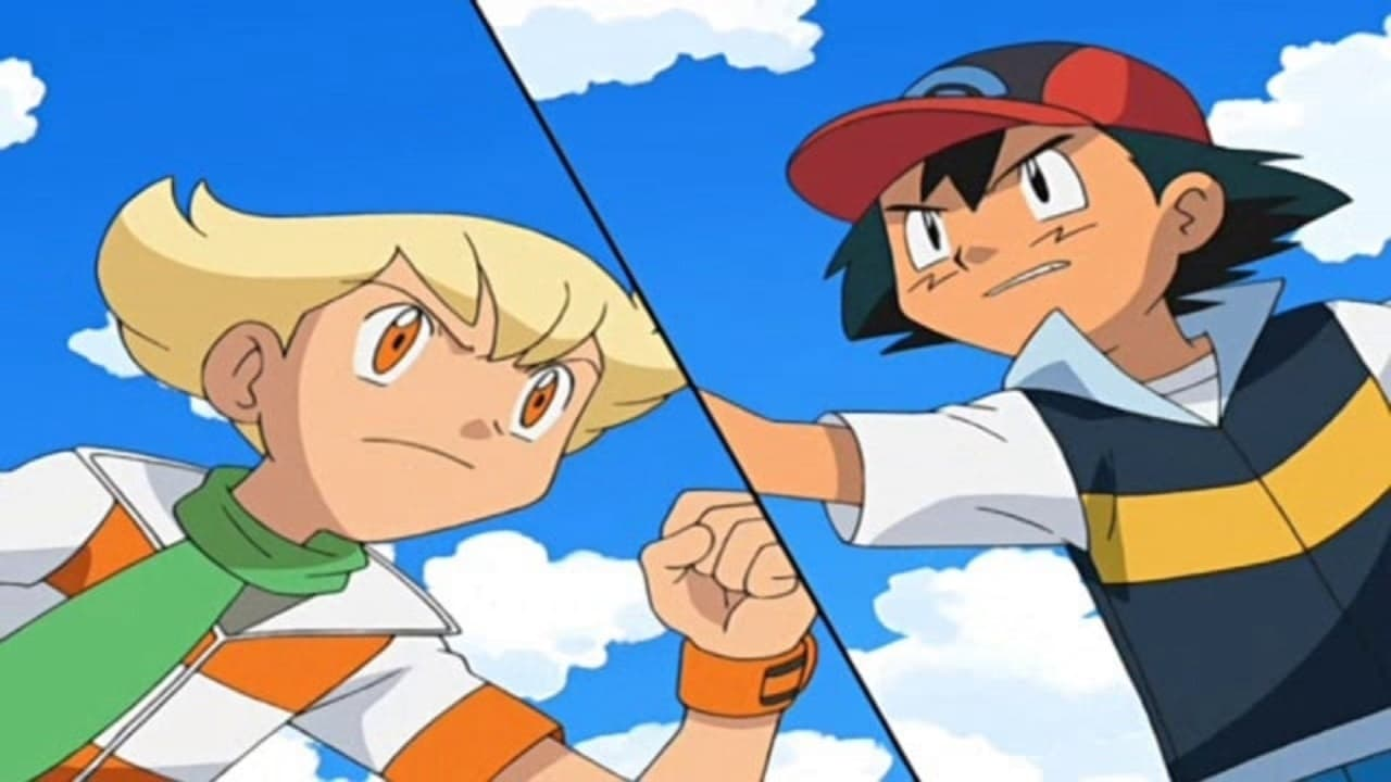 Pokémon Season 11 :Episode 49  Barry's Busting Out All Over!