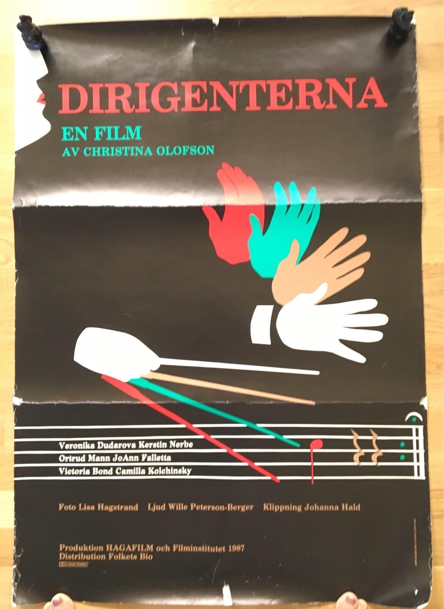 Dirigenterna (1987)