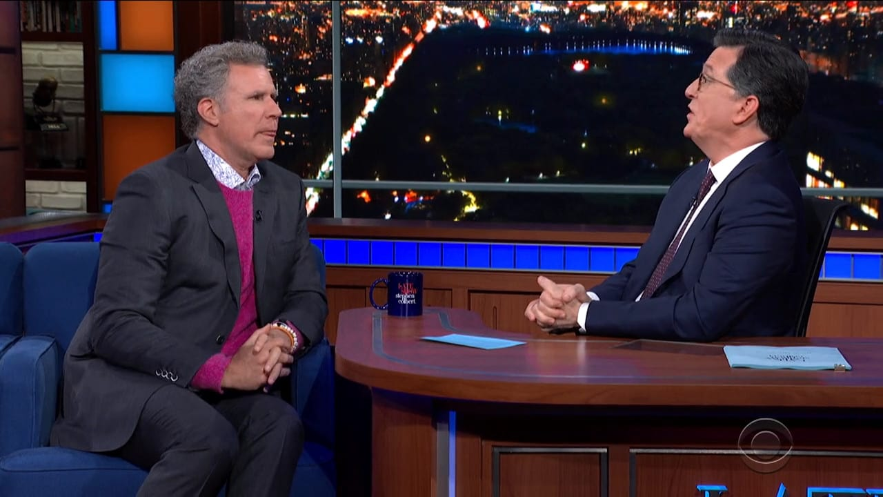 The Late Show with Stephen Colbert Season 5 :Episode 89  Will Ferrell