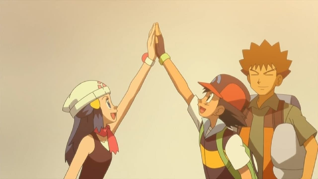 Pokémon Season 13 :Episode 34  Memories Are Made of Bliss!