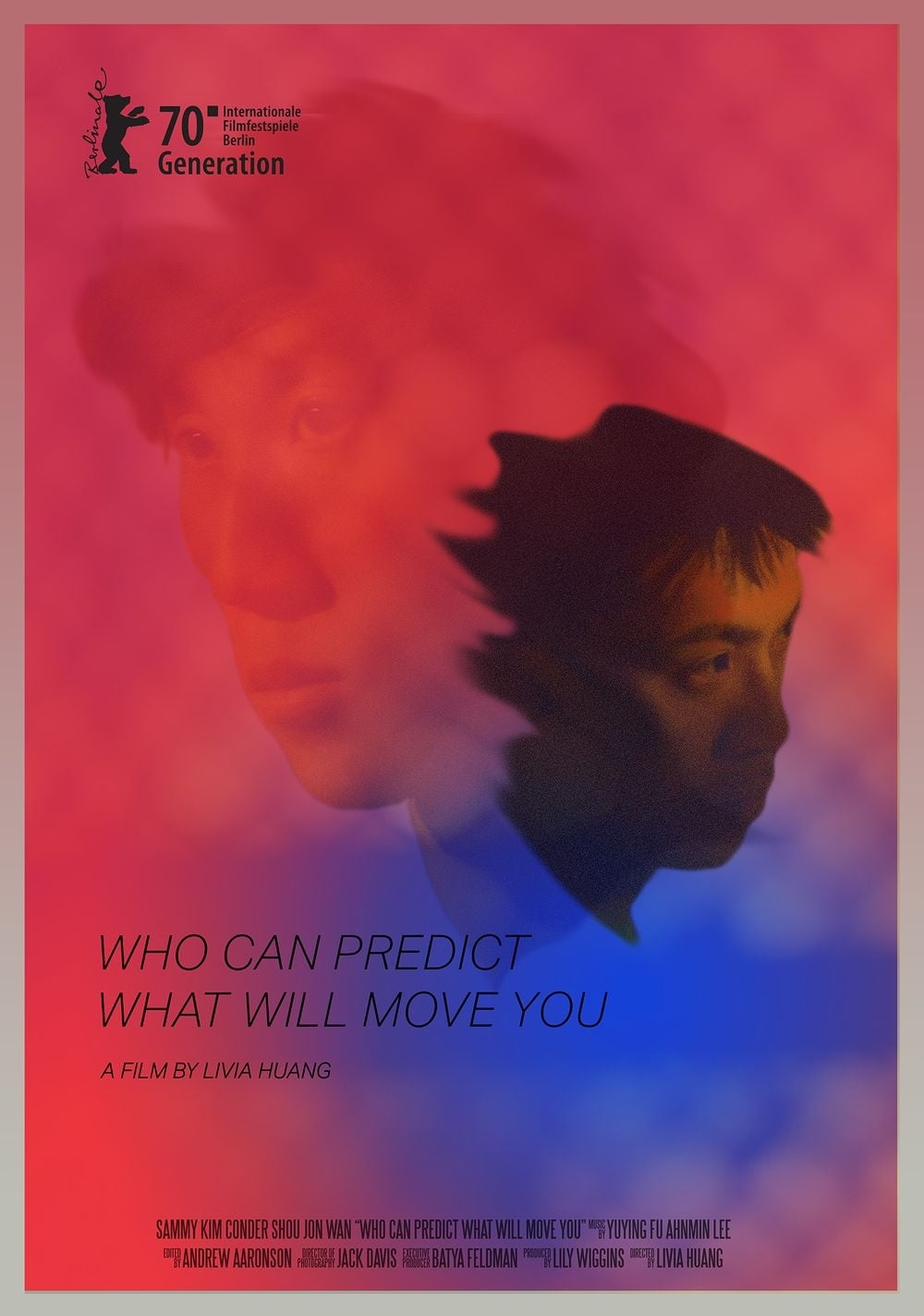 Who Can Predict What Will Move You (2020)