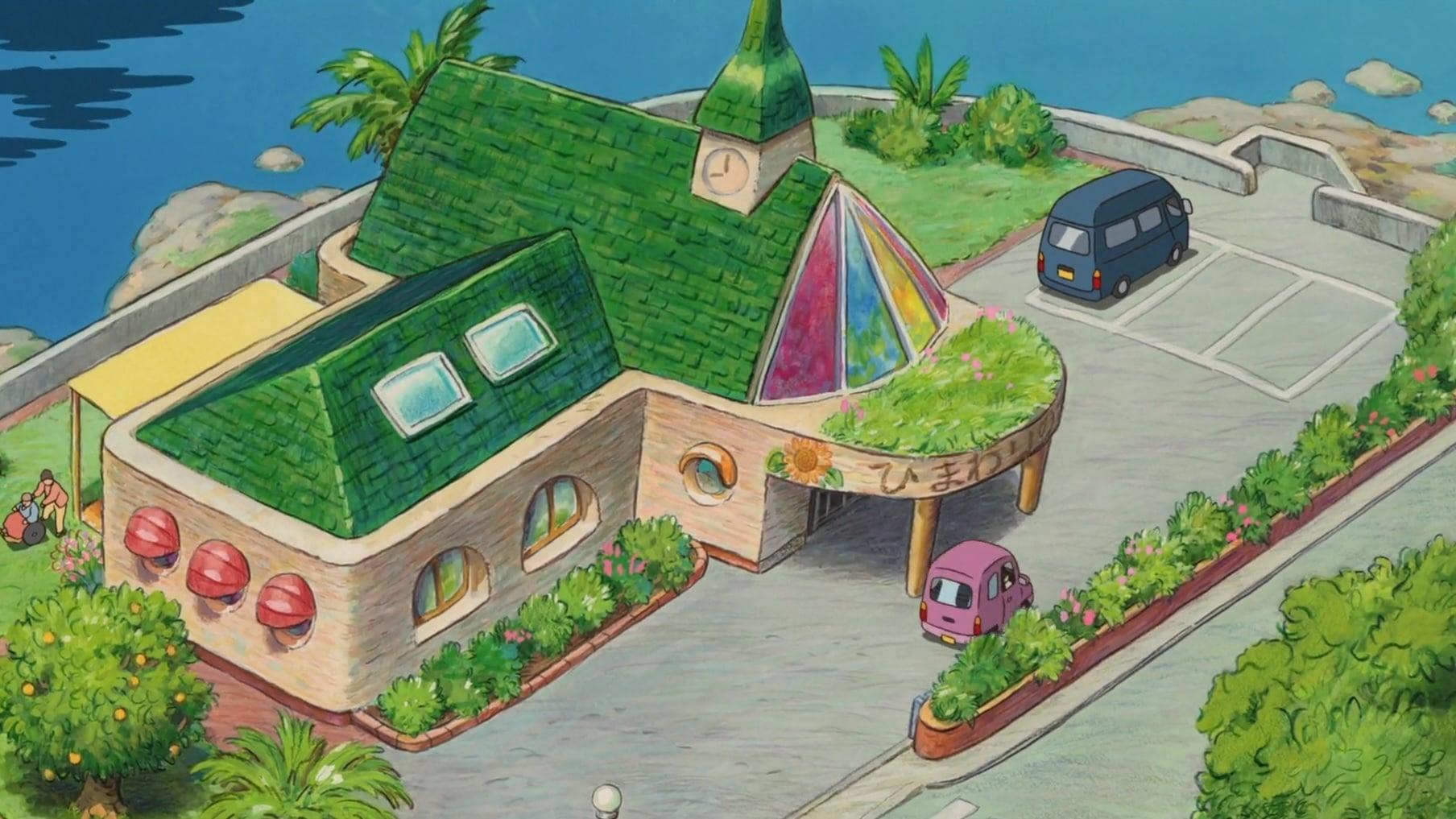 Ponyo: El secreto de la sirenita