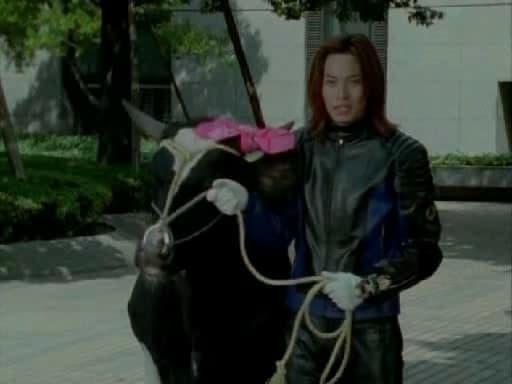 Super Sentai Season 26 :Episode 26  Scroll 26: Bow and Arrow and Sea Bathing