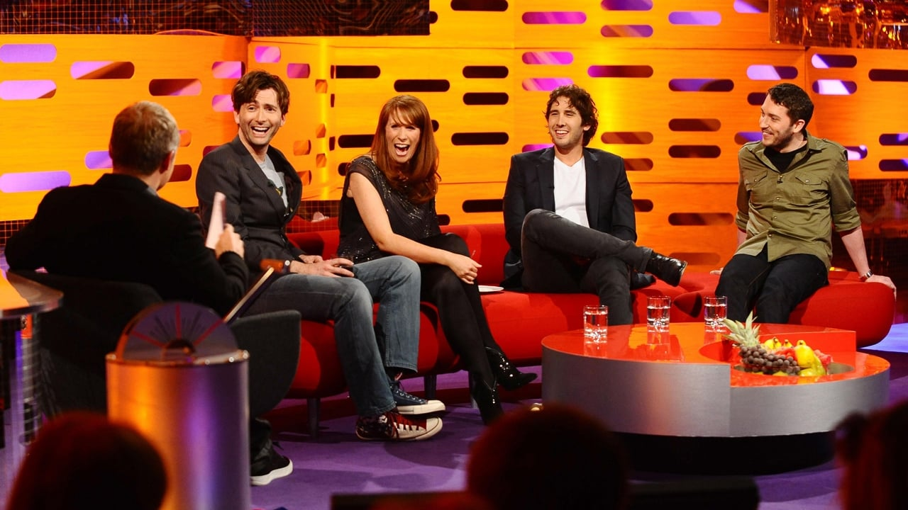 The Graham Norton Show Season 9 :Episode 1  David Tennant, Catherine Tate, Jon Richardson, Josh Groban