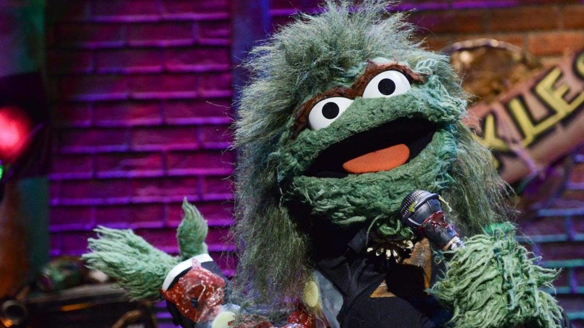 Sesame Street Season 45 :Episode 16  Oscar's Clean Tuxedo