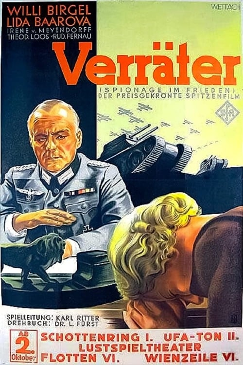 The Traitor (1936)