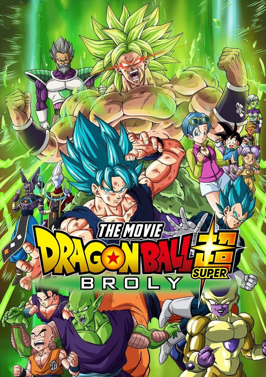 Imagen Dragon Ball Super Broly
