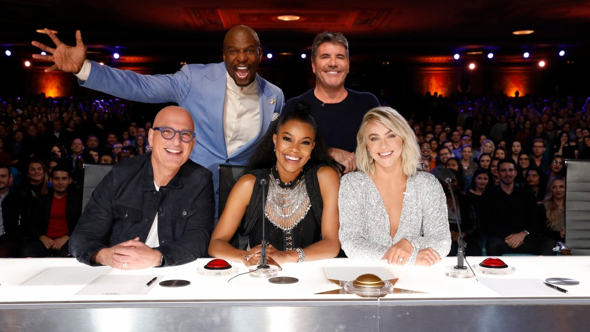America's Got Talent - Season 12 Episode 15 : Live Show 2