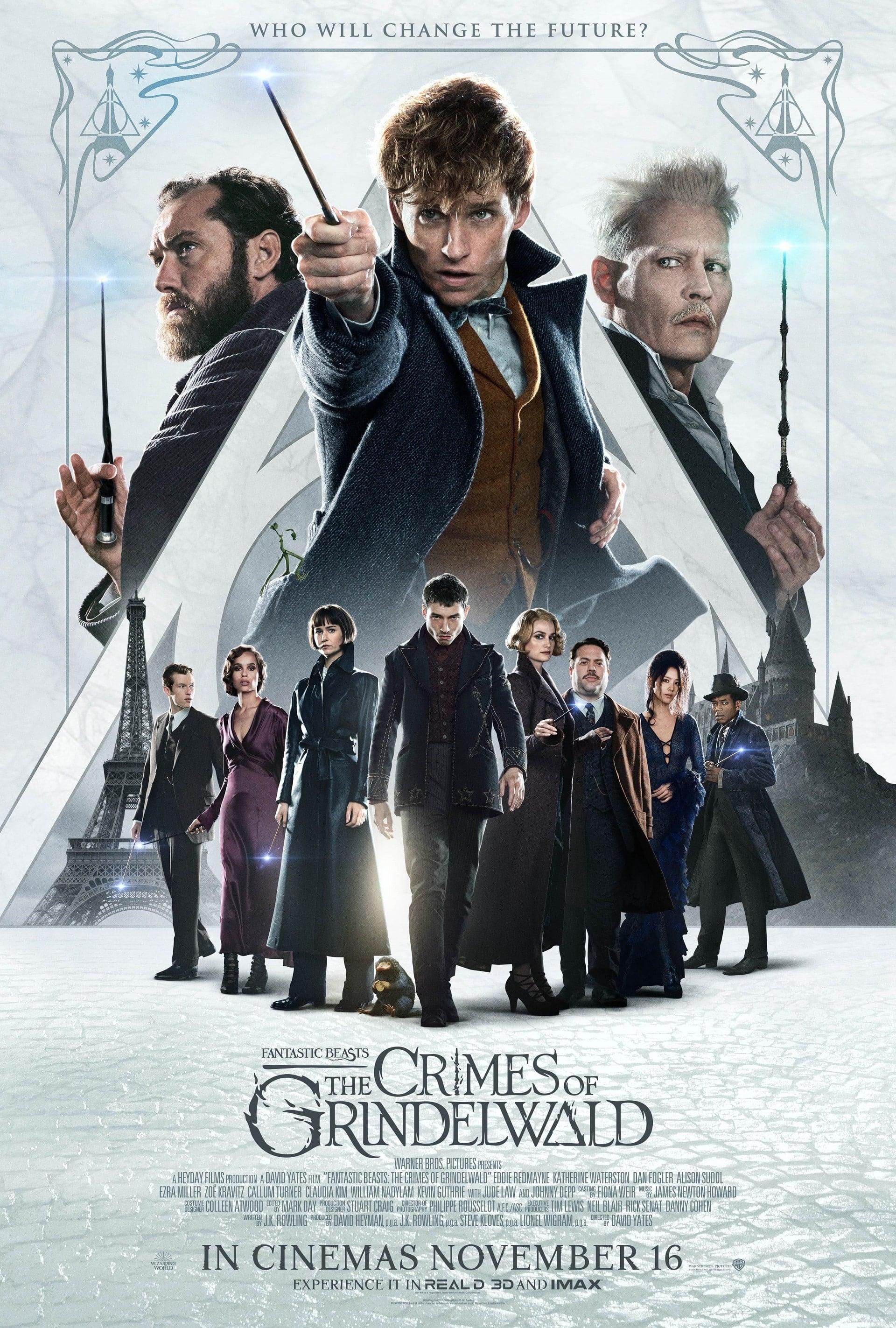 Fantastic Beasts 2 The Crimes of Grindelwald