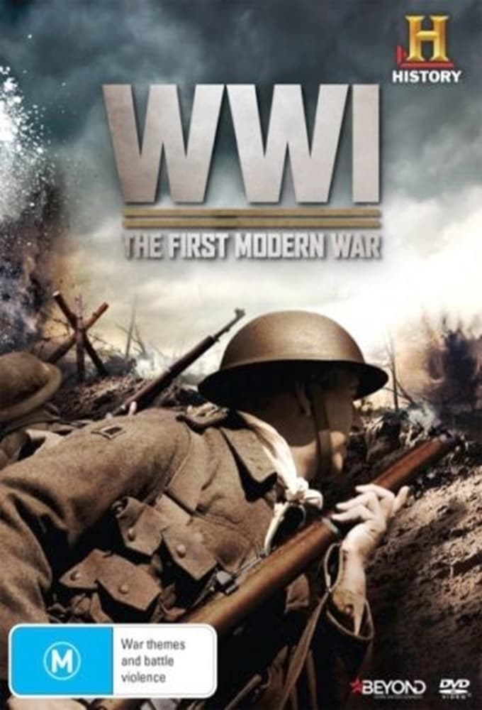 WWI: The First Modern War (2014)