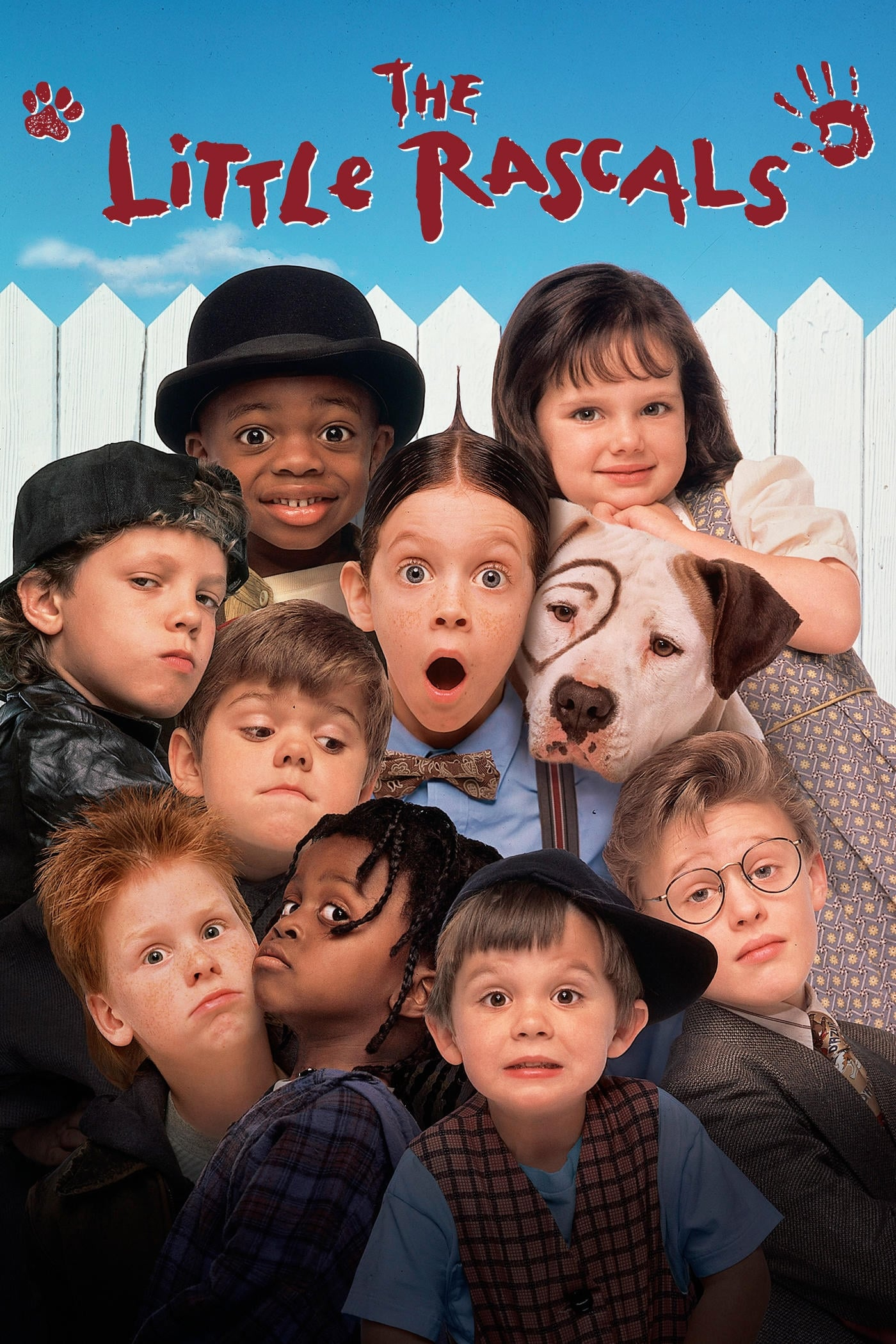the little rascals 1994 posters � the movie database