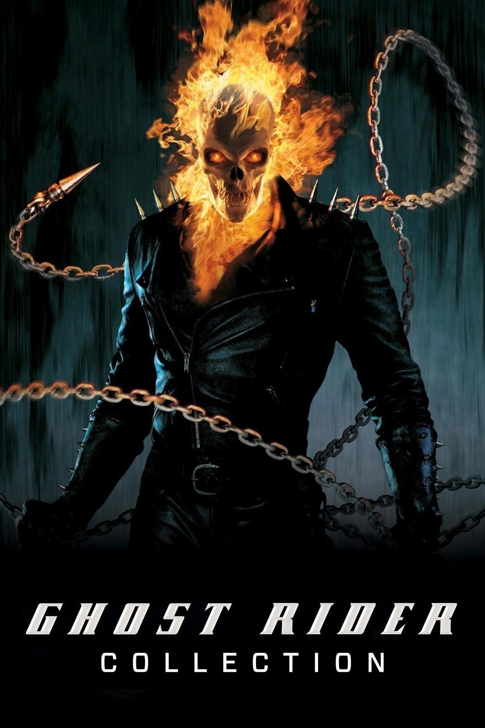 all movies from ghost rider collection saga are on. Black Bedroom Furniture Sets. Home Design Ideas