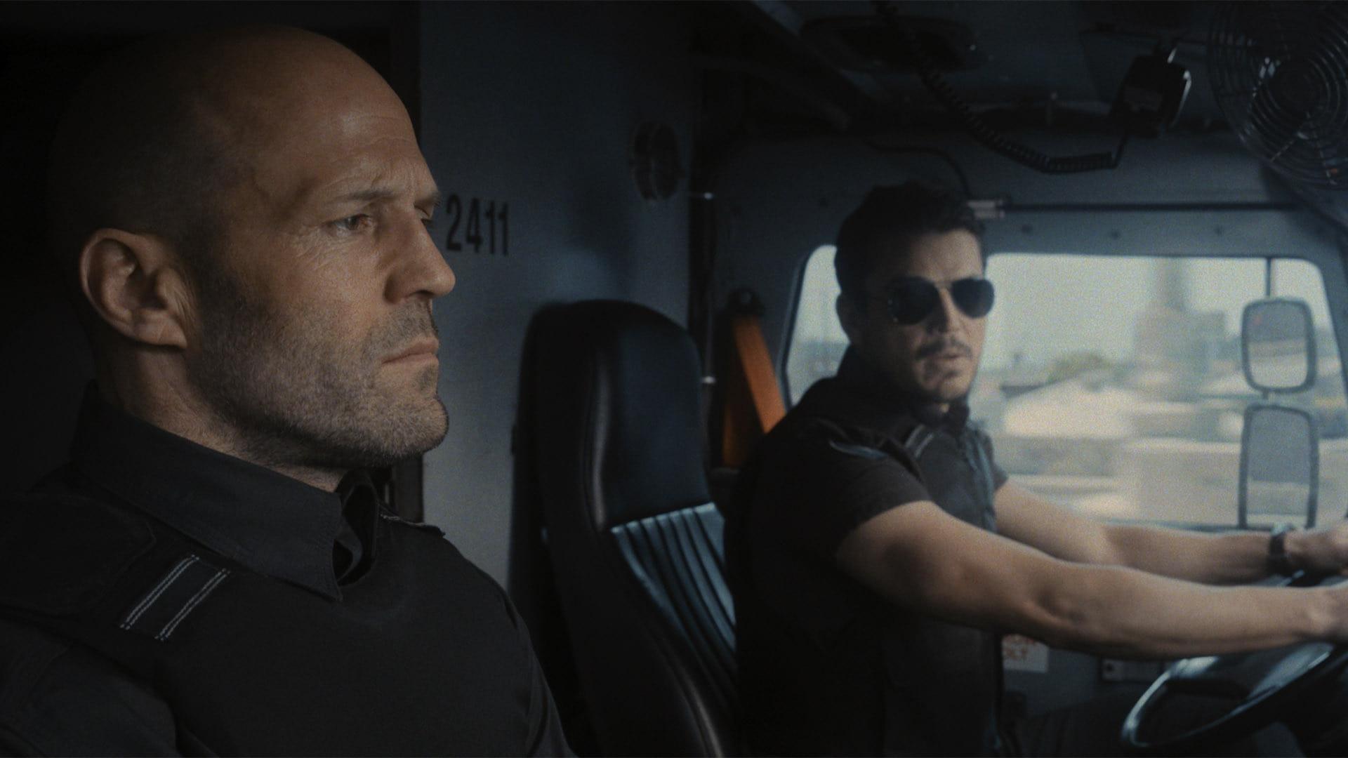 Cash Truck (2021)